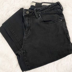 Pacsun low-rise skinniest Jean (black) - sz 27L